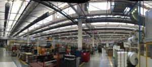 Illuminazione Capannone Plafoniere LED Industriali