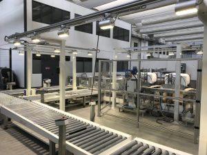 Lampade a LED per Capannoni Industriali