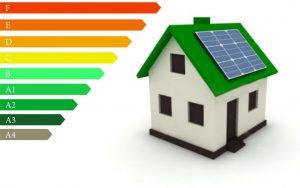 Classe energetica edifici 2021